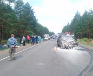В ДТП в Киржачском районе погибло 5 человек