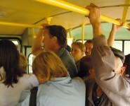 Муромлянка сломала позвонок в автобусе