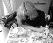 Недобросовестная пьющая мать из Мурома «проморгала» рак сына