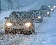 Аварии по первому снегу