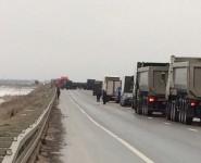 ДТП в районе Муромского моста полностью парализовало движение