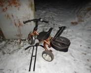 Украл детский велосипед «Лексус», чтобы подзаработать