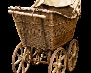 Во Владимирской области девушка «угнала» детскую коляску